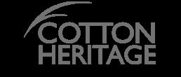 cotton heritage logo